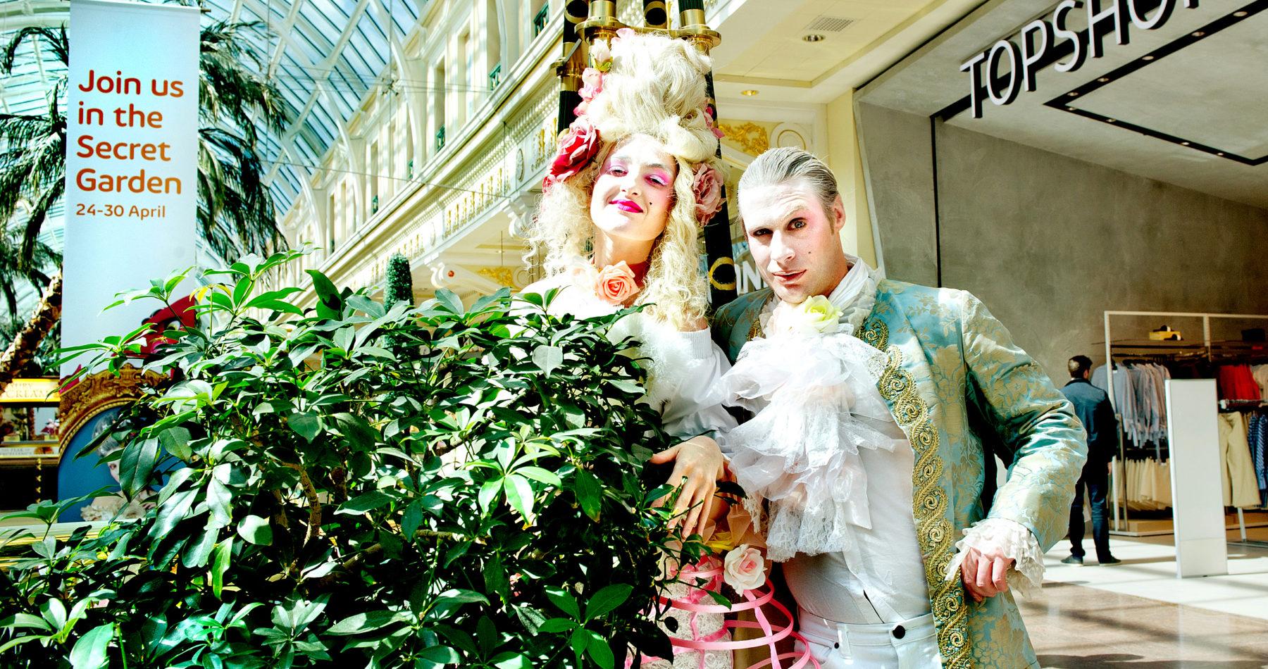 Secret Garden Performers