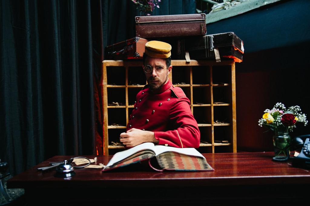 IMW Hotel Porter Actor