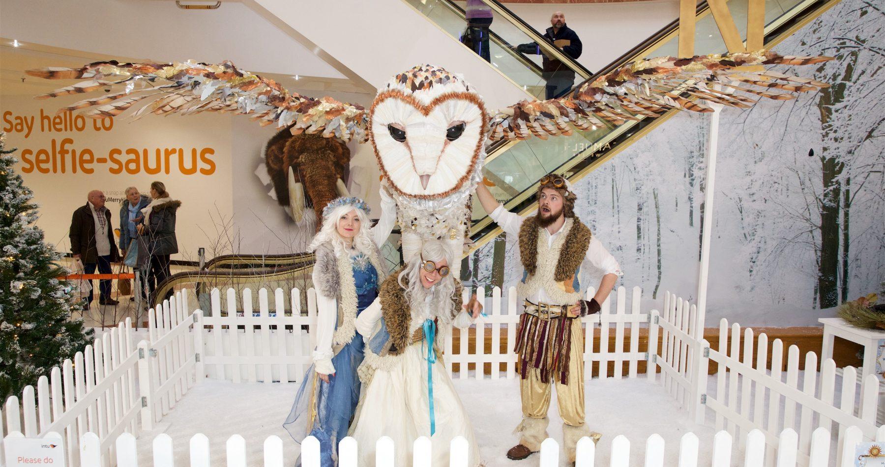 Wishing Owl Puppet