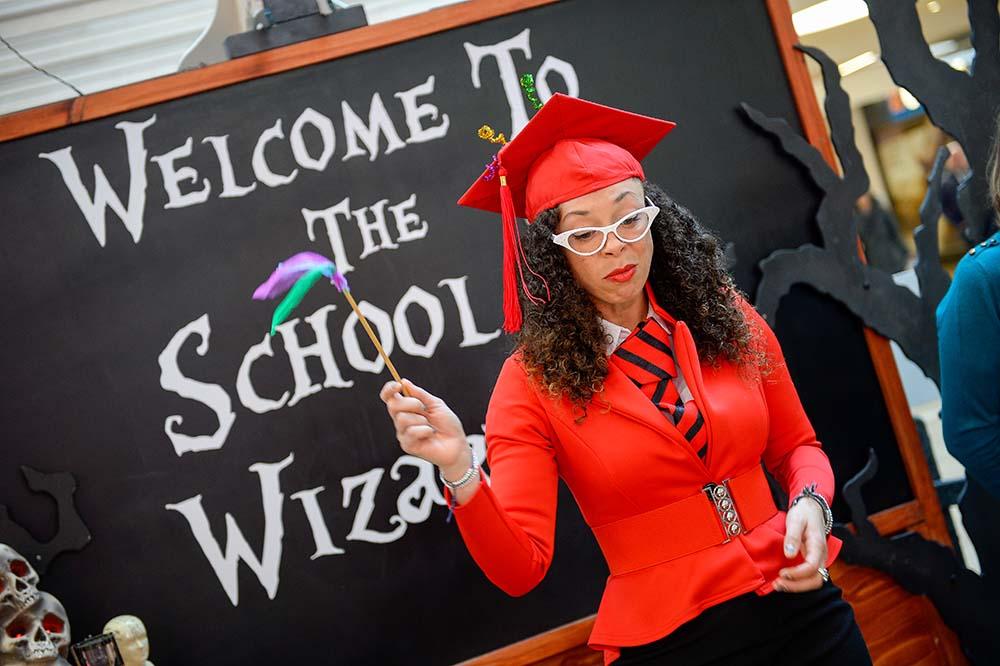 School of Wizardry Teacher